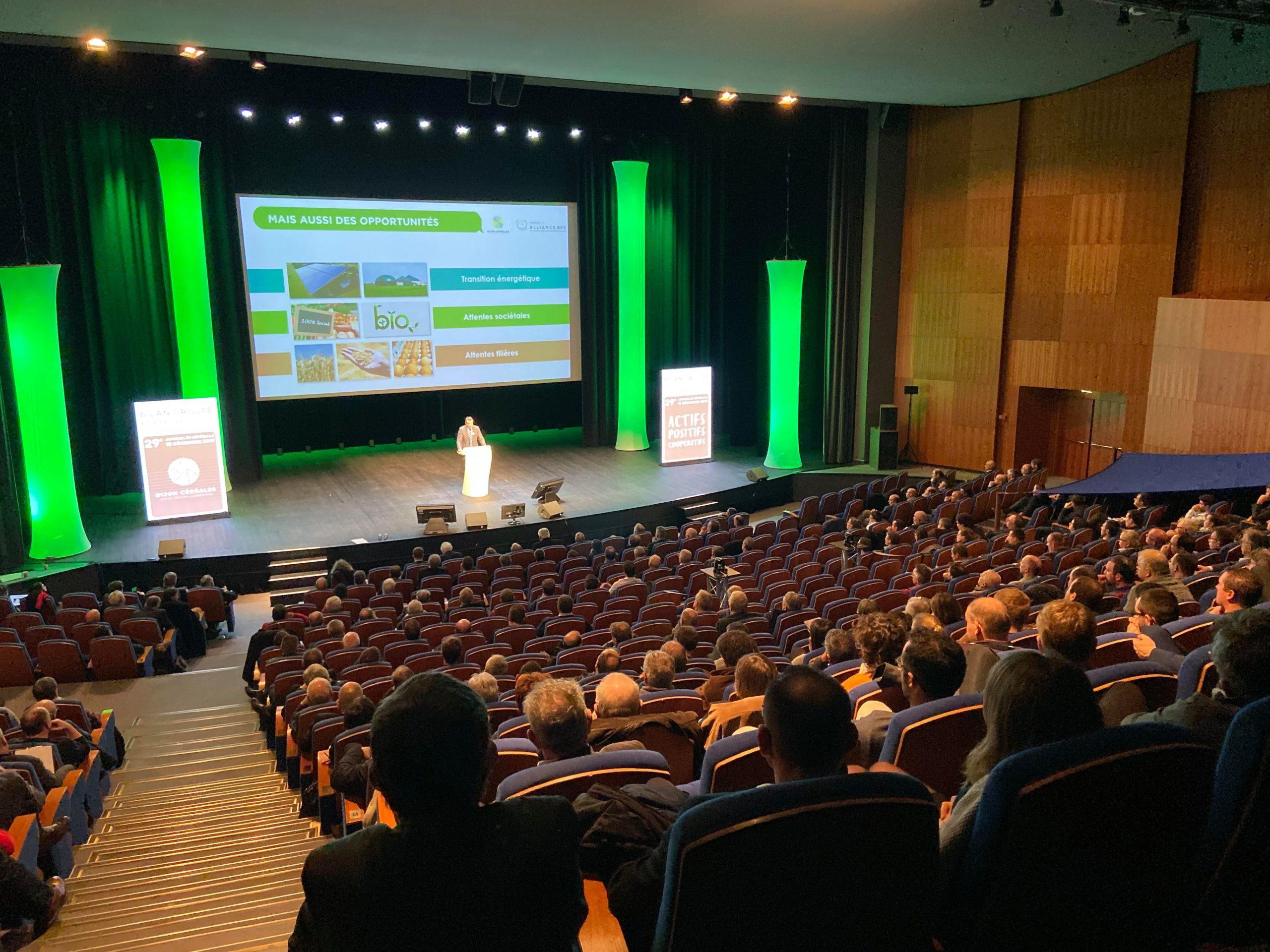 AG 2019 : en transition pour préparer l'avenir