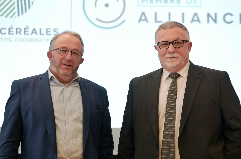 Didier Lenoir succède à Marc Patriat à la tête de Dijon Céréales